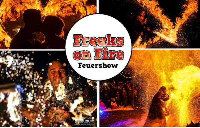 Titelbild Feuershow