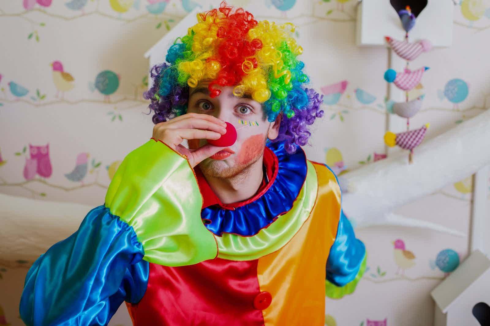 clown-buchen