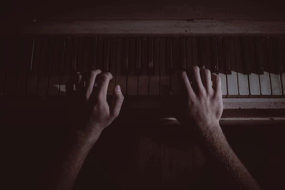 piano-spelen