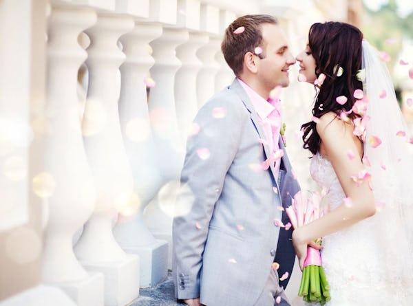 Bruiloft arrangementen