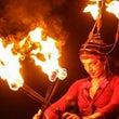 Mystic Fire Art Solo Boeken Bedrijfsfeest
