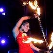 Mystic Fire Art Solo Huren Festival