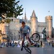 Urban BMX show boeken Evenses