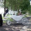 bruiloft koets
