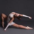 danseres acrobatiek