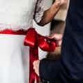 fotograaf huren ceremonie huwelijk bruidsjurk