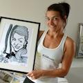 karikaturist boeken verjaardag