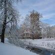 kasteel sterkenburg winter