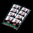 photobooth fotostrip voorbeeld