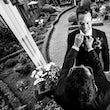 trouwfotograaf boeken bruidegom ceremonie
