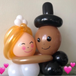 wedding ballon artist huren