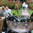 wijnkoeler op terras Huize Koningsbosch
