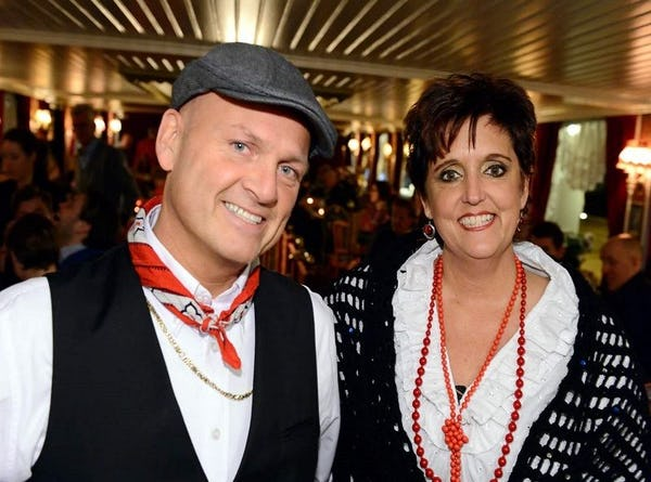 eddynancy hollands duo