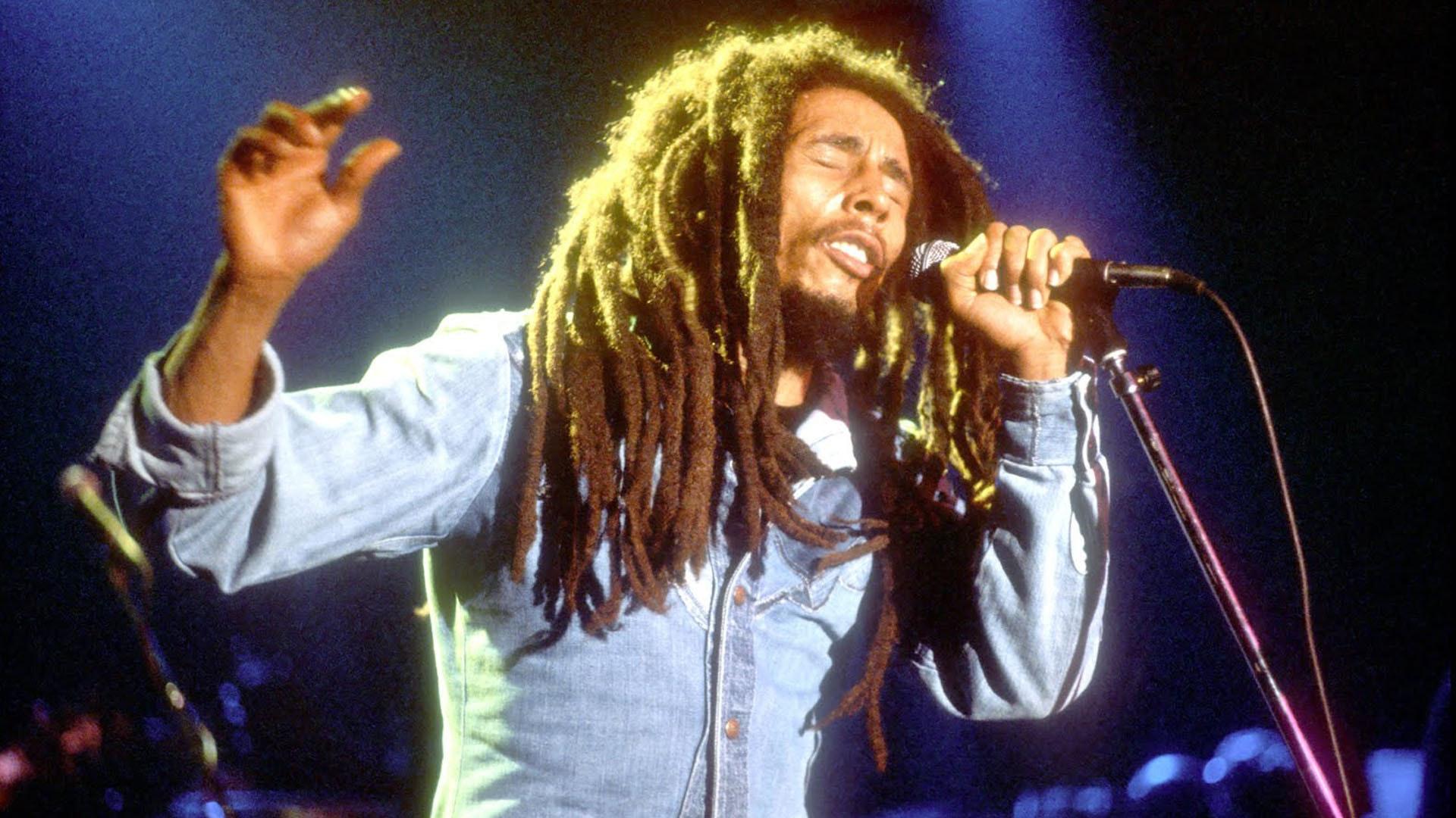 bob marley and the wailers reggae