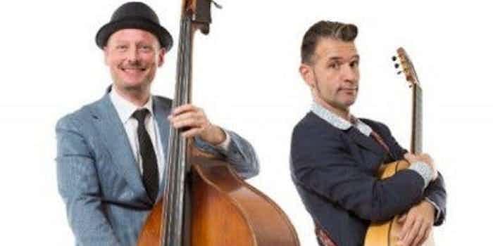Klassiek duo Jazz duo huren evenement