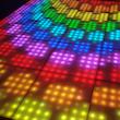 verlichte dansvloer led pixel