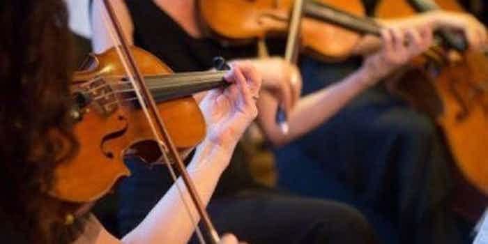 klassiek orkest inhuren ceremonie, trouwfeest