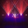 laser show huren feest