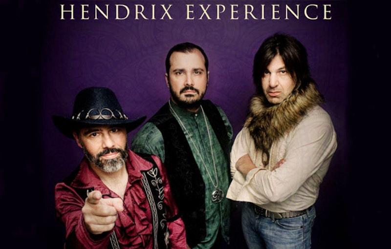 Banda tributo Hendrix