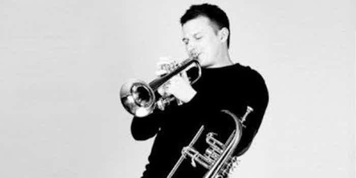 DJ avec trompettiste