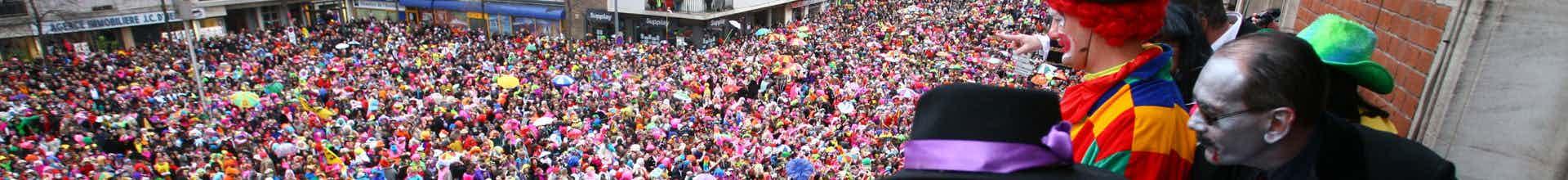 Maquillage carnaval de dunkerque et carnavaleux