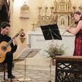 Réserver groupe de musique Sinfonia a Due