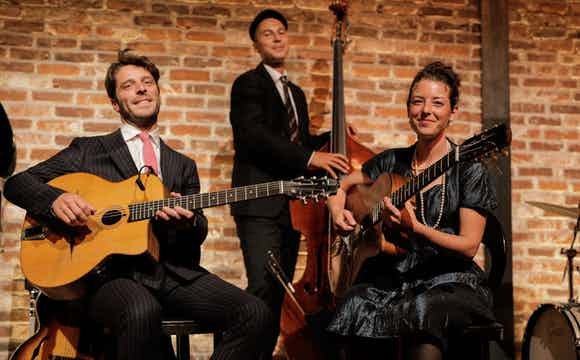 Réserver groupe jazz Paris Jazz Band