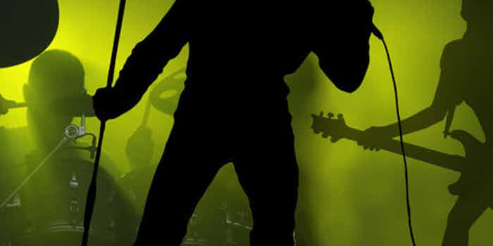 coverband silhouette rock