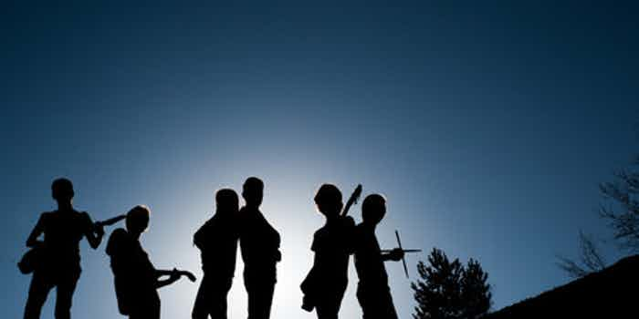 coverband silhouette