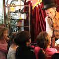 réserver magicien grandraf