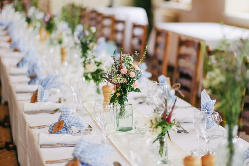 bruiloft styling, style styling