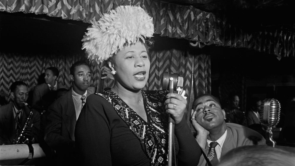 Jazz zangeres Jazz zangeres