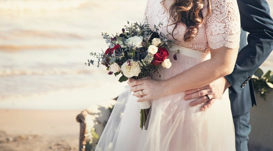 strand bruiloften