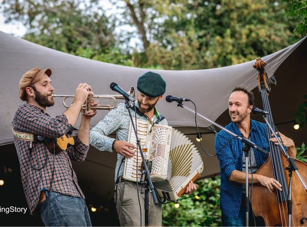 Band huren festival