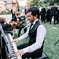 Bruiloft pianist Ruben
