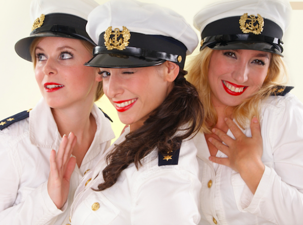 In The Navy zonder logo