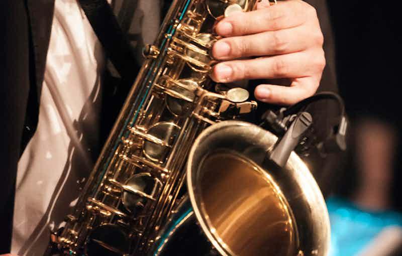 Live Saxofonist boeken