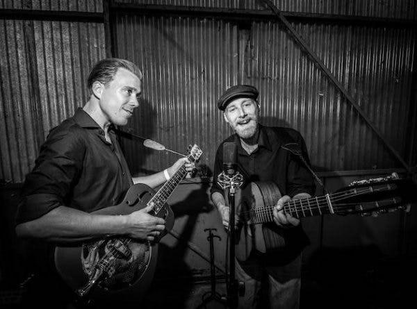 Muziek duo the vintage brothers boeken