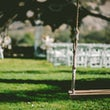 Opzet tuinfeest bruiloft