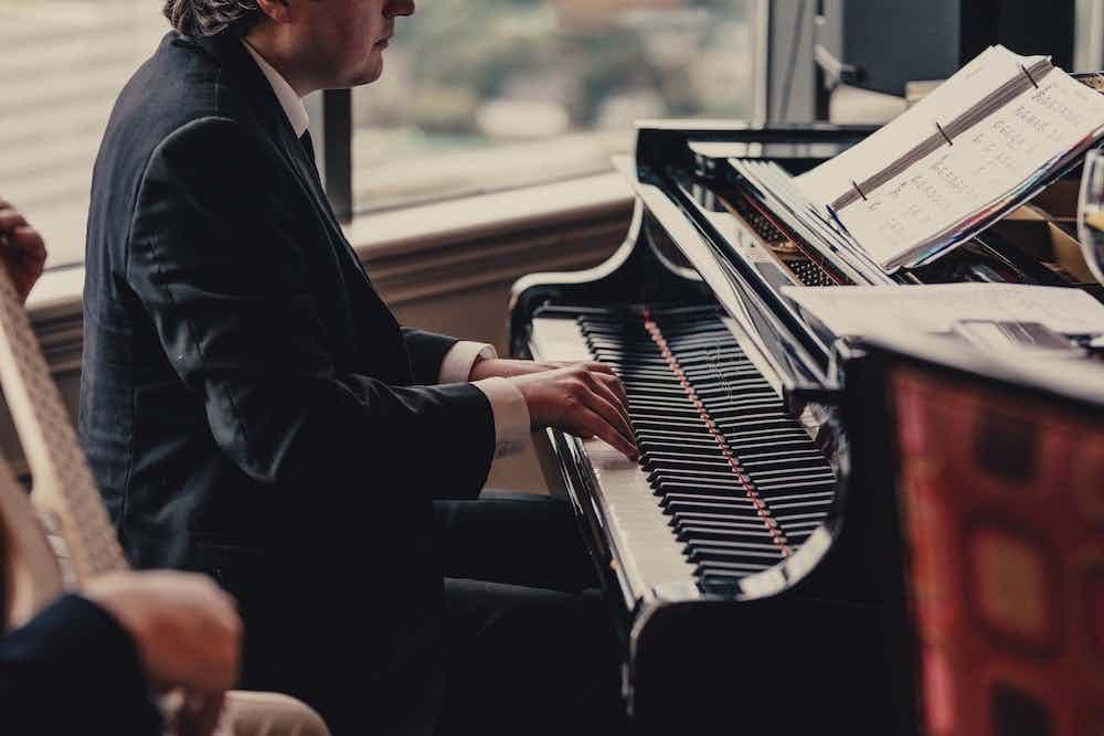 Pianisten boeken 1