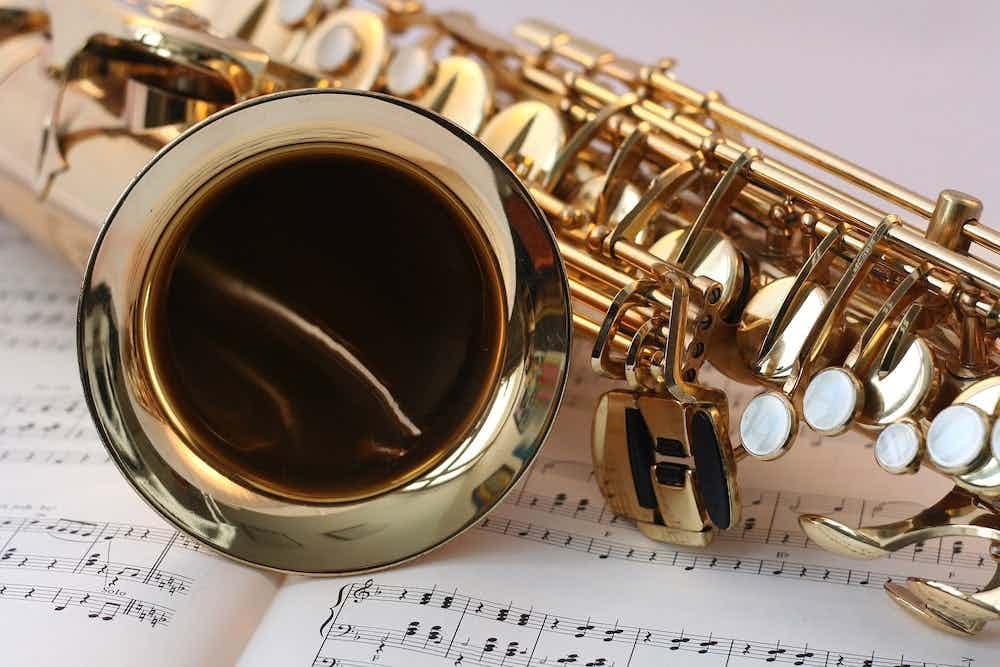 Saxofonist boeken 1