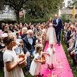 Tuinfeest bruiloft