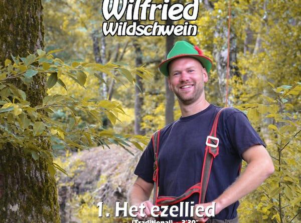 Wilfried Wildschwein boeken voor uw feest