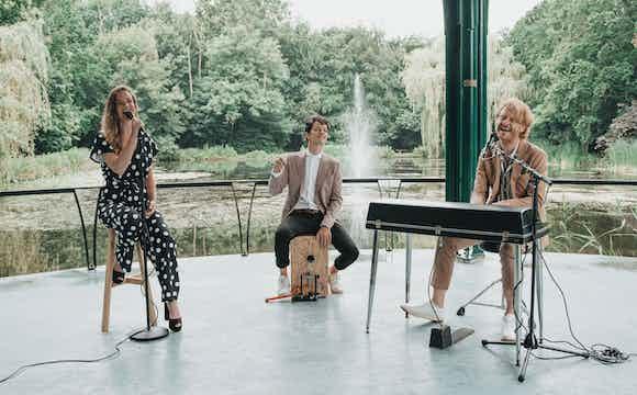 acoustic trio soul