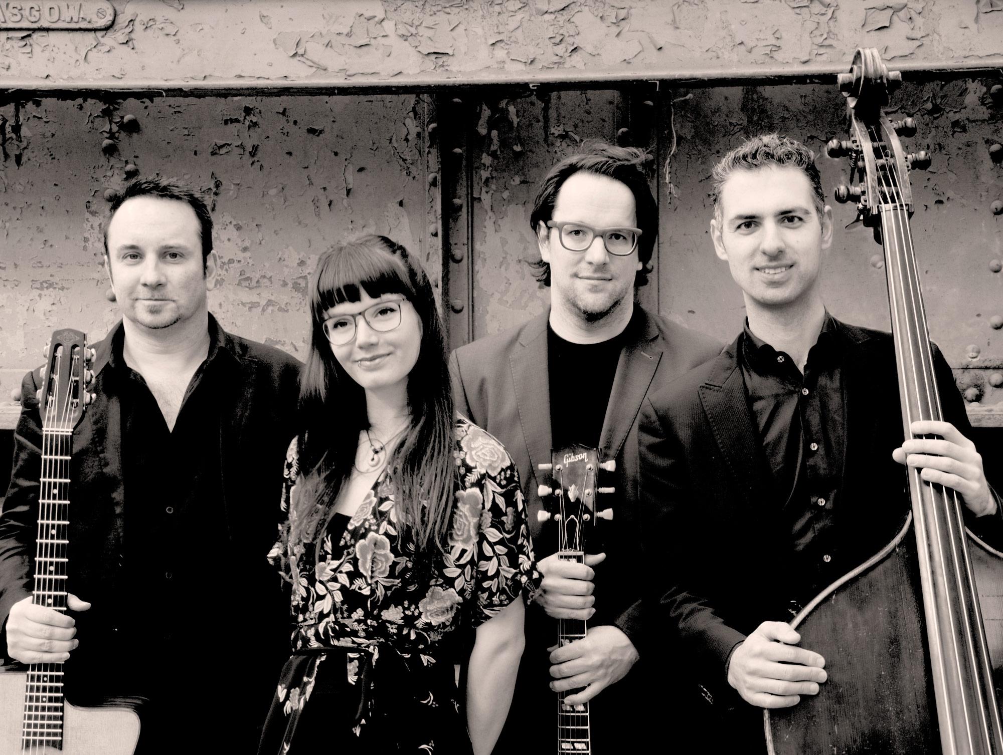 The Roseland Quartet boeken
