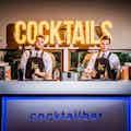 Cocktailbar boeken huren