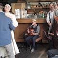 Franse live muziek op locatie huren