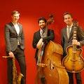 Jazz trio huren feest
