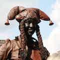Levend standbeeld huren