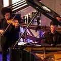 Muzikale duo boeken festival
